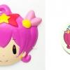 Eromanga Sensei - Meruru's Mask & Highly Luminous Can Badge Set(Pre-order)