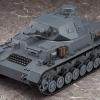figma Vehicles - Girls und Panzer 1/12 IV Tank Exterior Equipment Set(Pre-order)