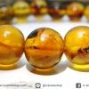 สร้อยข้อมือ อำพัน(Amber) จากพม่า (9mm.-8.4g)