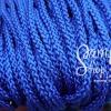 เชือกถัก P.P. #8 สีน้ำเงิน (10เมตร)