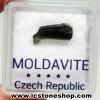 สะเก็ดดาวโมลดาไวท์ (Moldavite) 1.62ct.