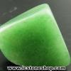 กรีนอะเวนจูรีน (Green Aventurine) ขัดมันขนาดพกพา (23g)
