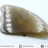 อุปกรณ์หินนวดกัวซาทรงปีกนก-อาเกต Agate