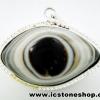 ▽จี้ตาพระศิวะ Agate Eye - Shiva's Eye (12g)