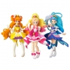 Go! Princess PreCure - Cutie Figure (Set of 3)