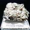 ผลึกกลุ่มไพไรต์ Pyrite เปรูแหล่งสวยสุดในโลก (95g)