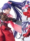 Hdge technical statue No.18 Kabaneri of the Iron Fortress - Ayame Yomogawa Haruhiko Mikimoto Complete Supervision Ver. Complete Figure(Pre-order)