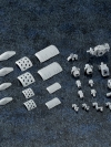 M.S.G Modeling Support Goods - Mecha Supply 07 X Armor A(Pre-order)