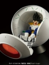 "Figure-rise Mechanics - Saiyan's Spaceship Pod Plastic Model ""Dragon Ball Z""(Pre-order)"