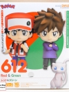Nendoroid Pokémon Trainer Red & Green (In-stock)