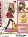"ARTFX J - ""Pokemon"" Series: Serena with Fennekin 1/8 Complete Figure(Pre-order)"