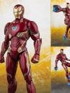 S.H. Figuarts - Iron Man Mark 50 (Avengers: Infinity War)(Pre-order)