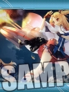 Character All Purpose Rubber Mat - Azur Lane: Cleveland(Pre-order)