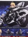 Fate/Zero - Saber & Saber Motored Cuirassier (In-stock)