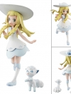 G.E.M. Series - Pokemon: Lillie & Snowy (Alola Vulpix) Complete Figure(Pre-order)