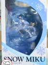 Character Vocal Series 01 - Hatsune Miku: Snow Miku 1/7 (In-stock)