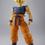 MG Figure-rise - Dragon Ball Z Kai 1/8 Super Saiyan Son Goku Action Figure Plastic Model(Pre-order)