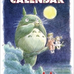 My Neighbor Totoro 2018 Calendar(Back-order)