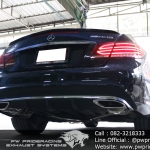 ชุดท่อไอเสีย Benz E250 W207 Coupe by PW PrideRacing