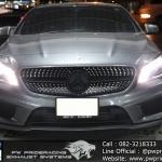 ชุดท่อไอเสีย Benz CLA 250 Custom-made @PW PrideRacing