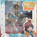 THE IDOLM@STER Cinderella Girls - Mio Honda Crystal Night Party Ver. 1/8 Complete Figure(In-Stock)