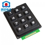 4x3 Matrix Keypad Module