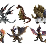 Capcom Figure Builder - Monster Hunter: Standard Model Plus Vol.8 6Pack BOX(Pre-order)