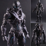 Play Arts Kai - HALO 5: GUARDIANS: Spartan Locke(Pre-order)