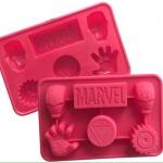แม่พิมพ์ซิลิโคนทำขนม ลาย Marvel