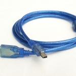 สาย Mini USB Cable (USB 2.0 A to USB Mini B) 10m