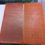 แผ่นปริ๊นอเนกประสงค์ ไข่ปลา Prototype PCB Board 10x22 cm