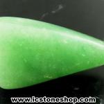 กรีนอะเวนจูรีน (Green Aventurine) ขัดมันขนาดพกพา (16g)