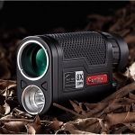 กล้องส่องทางไกล Qanliiy 8X32(พร้อมไฟฉาย LED)