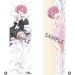 Re:ZERO -Starting Life in Another World- Hugging Pillow Cover: Ram(Pre-order)