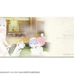 Re:ZERO -Starting Life in Another World- Microfiber Face Towel 01(Pre-order)