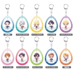 Yuri on Ice - YuraYura Keychain 10Pack BOX(Pre-order)
