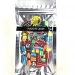 Foil of Colorful Smiley (60g.Bag)