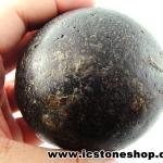 Spherulite หินทรงกลมอายุ 600 ล้านปีจากยูเครน (594g)