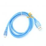 สาย Micro USB Type B to USB 2.0 Type A ยาว 1 เมตร