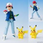 "S.H. Figuarts - Ash Ketchum ""Pokemon""(Pre-order)"