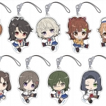 High School Fleet - Petanko Trading Acrylic Strap 10Pack BOX(Pre-order)