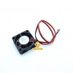พัดลมระบายความร้อน 2สาย 3cm*3cm 12V