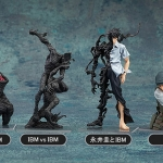 Ajin: Demi-Human Vignette Collection 4Pack BOX(Pre-order)