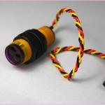 Infrared Proximity Sensor E18-D80NK (เซนเซอร์วัดระยะ)