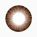 LITTLE GLAMOUROUS BROWN สายตาปกติเท่านั้น