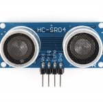 เซ็นเซอร์วัดระยะทาง Ultrasonic Module HC-SR04P