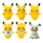Pokemon - Pokemo-fudoll 10Pack BOX (CANDY TOY)(Pre-order)