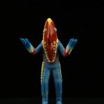 KRS35 Alien Metron (PVC Pre-painted Complete Figure)(Pre-order)