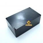 กล่องอเนกประสงค์ กันน้ำ สีดำ 200*120*75mm