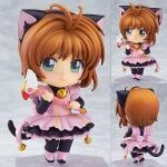 Nendoroid Co-de - Cardcaptor Sakura: Sakura Kinomoto Black Cat Maid Co-de(Pre-order)